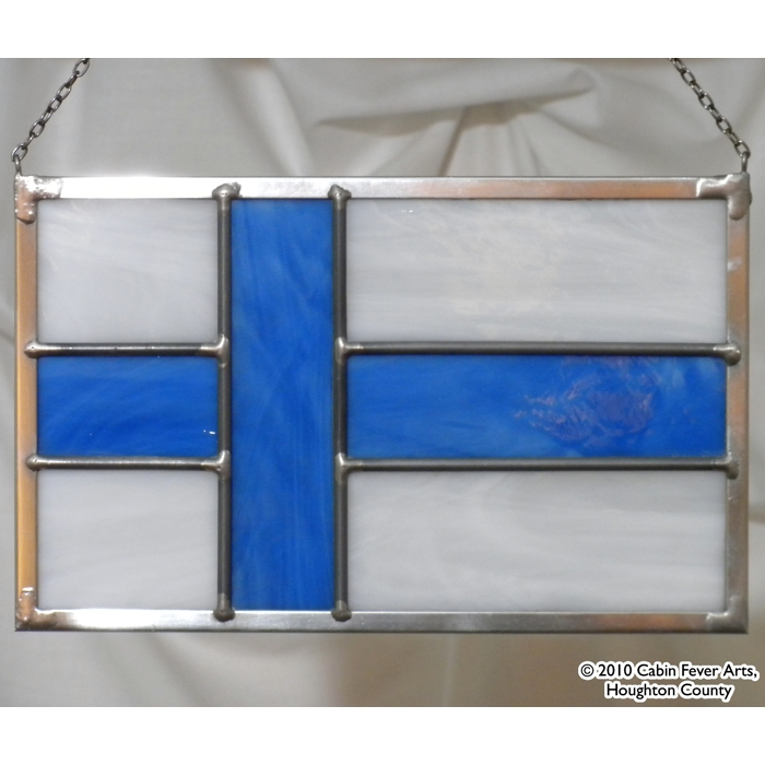Finnish Flag - Medium