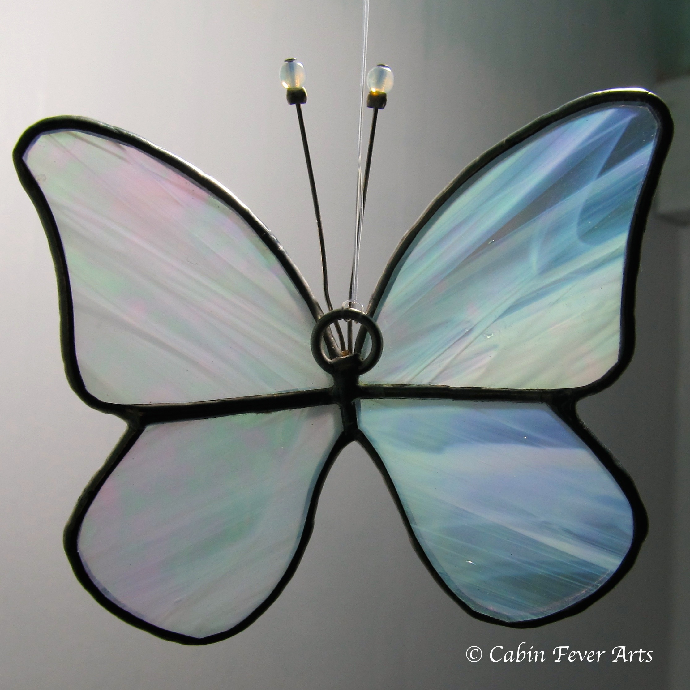 Butterfly - Medium - Iridescent